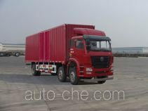 Фургон (автофургон) Sinotruk Hohan ZZ5255XXYM56C3E1L