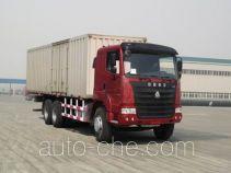 Фургон (автофургон) Sinotruk Hania ZZ5255XXYM5845C