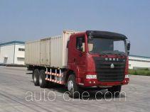 Фургон (автофургон) Sinotruk Hania ZZ5255XXYN5245AY