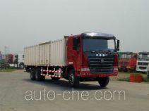 Фургон (автофургон) Sinotruk Hania ZZ5255XXYN5245C