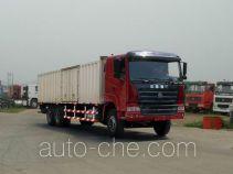 Фургон (автофургон) Sinotruk Hania ZZ5255XXYN5845AY