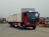 Фургон (автофургон) Sinotruk Hania ZZ5255XXYN5845C1