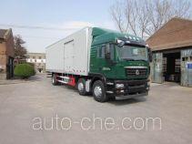 Фургон (автофургон) Sinotruk Sitrak ZZ5256XXYN56CGE1