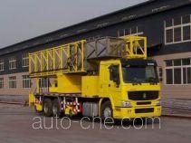 Автомобиль для инспекции мостов Sinotruk Howo ZZ5257TQJN5848W