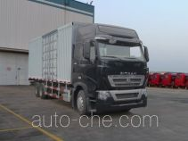 Фургон (автофургон) Sinotruk Sitrak ZZ5257XXYN584HC1