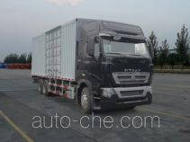 Фургон (автофургон) Sinotruk Sitrak ZZ5257XXYV584HC1
