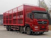 Грузовой автомобиль для перевозки скота (скотовоз) Sida Steyr ZZ5313CCQN466GE1