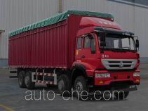 Автофургон с тентованным верхом Huanghe ZZ5314CPYK46G6D1