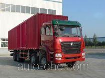 Фургон (автофургон) Sinotruk Hohan ZZ5315XXYM4666C1