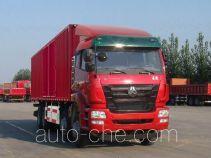 Фургон (автофургон) Sinotruk Hohan ZZ5315XXYN4666E1C