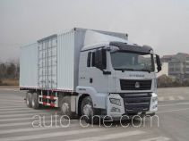 Фургон (автофургон) Sinotruk Sitrak ZZ5316XXYN466GD1