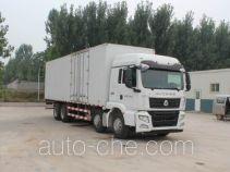 Фургон (автофургон) Sinotruk Sitrak ZZ5316XXYN466GE1