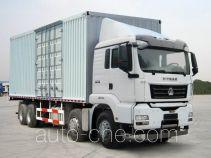 Фургон (автофургон) Sinotruk Sitrak ZZ5316XXYN466MD1