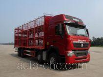 Грузовой автомобиль для перевозки скота (скотовоз) Sinotruk Howo ZZ5317CCQV466HE1