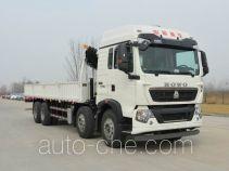 Грузовой автомобиль для весовых испытаний Sinotruk Howo ZZ5317JJHN466GE1