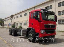 Шасси пожарного автомобиля Sinotruk Howo ZZ5357TXFV464ME1