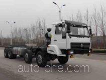 Шасси для спецтехники Huanghe ZZ5431N3871D2